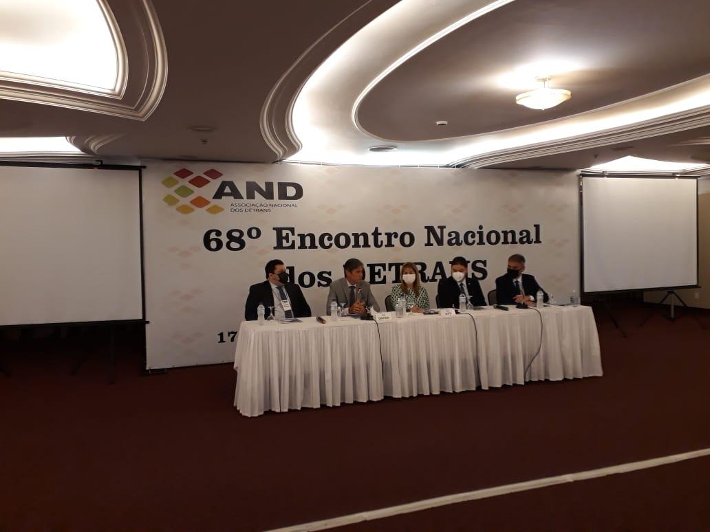 Feneauto participa de evento promovido pela Associação Nacional dos Detrans