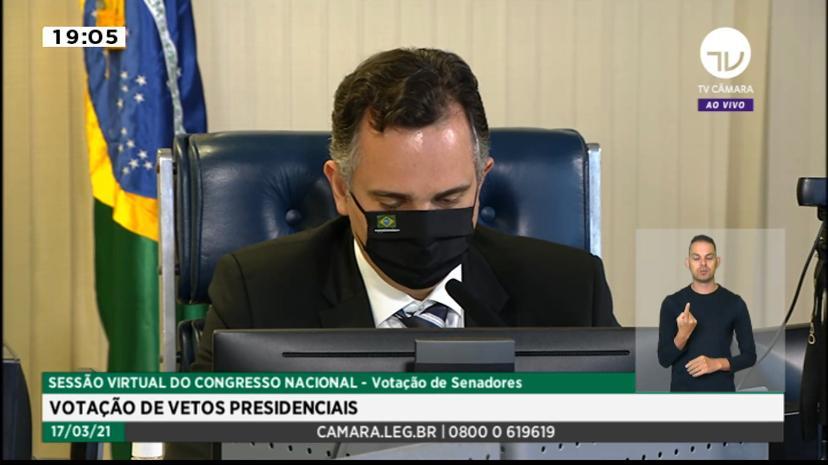Congresso Nacional realiza votação sobre os vetos da Lei 14.071/20 que alterou o CTB