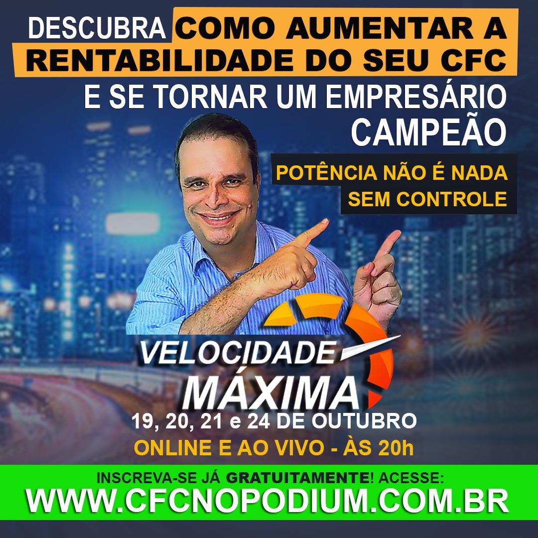 Conheça a série VELOCIDADE MÁXIMA, voltada para todas as Autoescolas/CFCs do Brasil