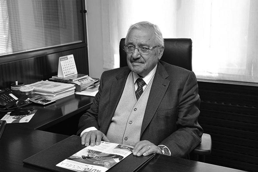 NOTA DE PESAR: falecimento do amigo José Manuel Lopez Marin