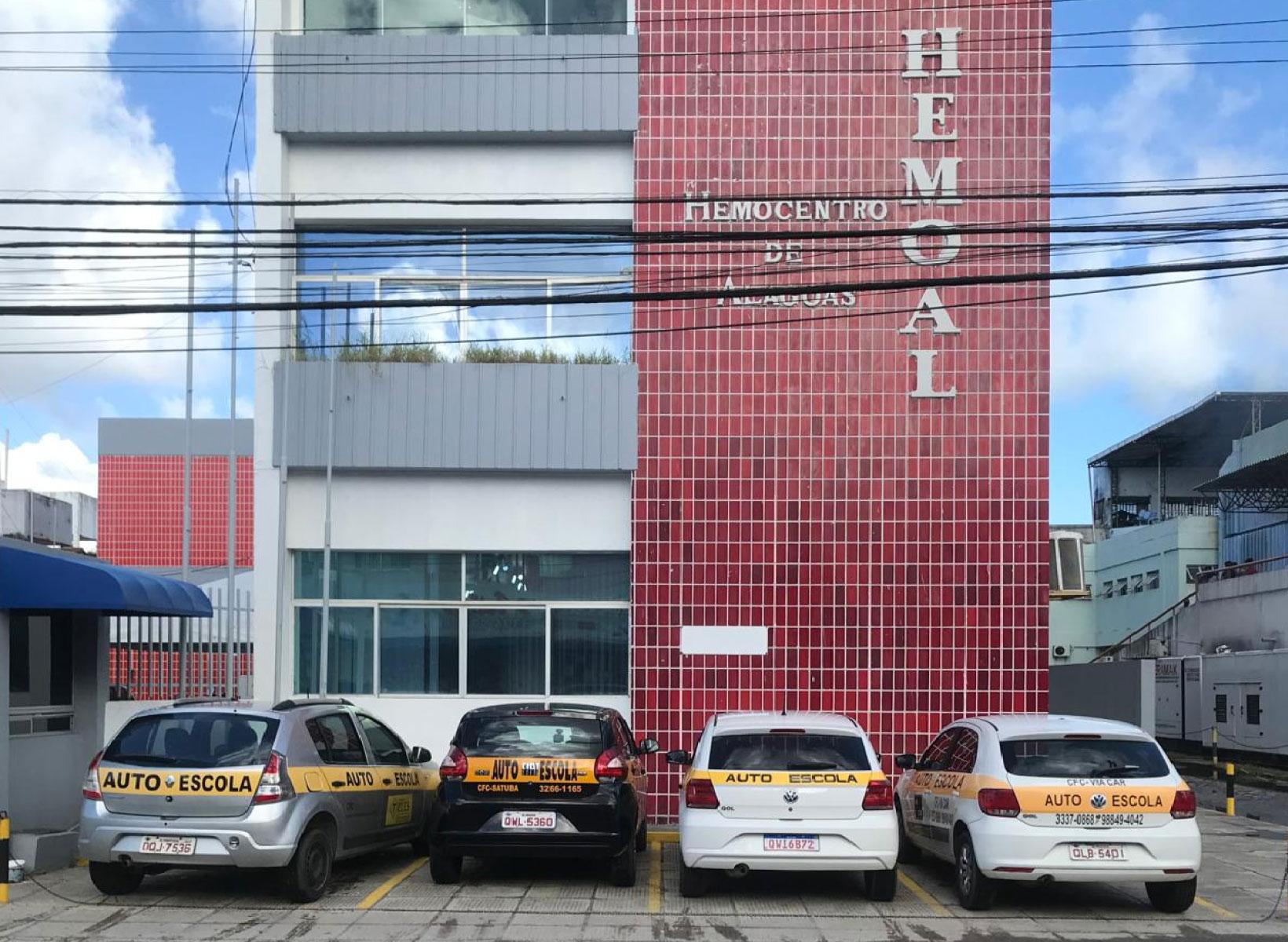 Sindicato das Autoescolas de Alagoas incentiva doação de sangue no estado